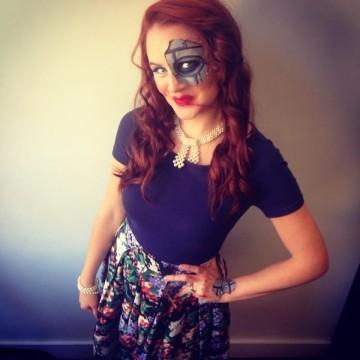 spfx-makeup-stepford-wife-makeup-terminator-housewife-makeup-brisbane-sunshine-coast-makeup-artist